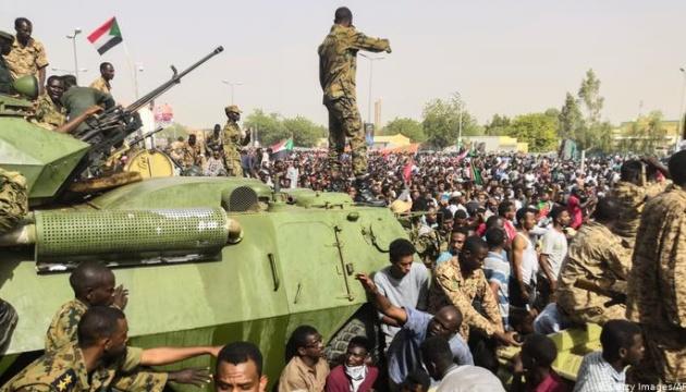 У Судані затримали силовиків, які розстріляли учнівську демонстрацію