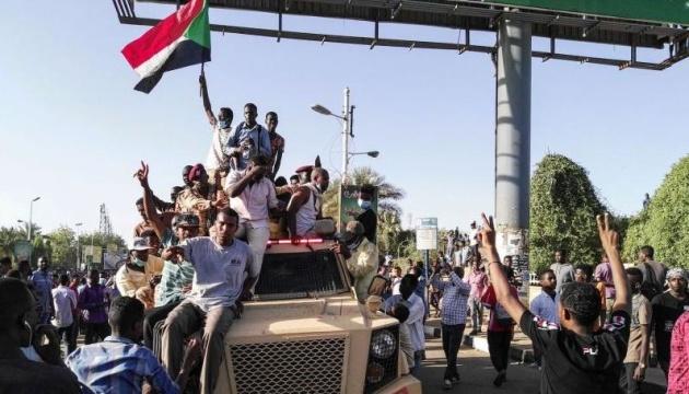 У Судані демонстранти знову вийшли на акції протесту