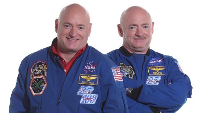 У NASA розповіли, як космос впливає на людину - порівняння близнюків
