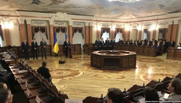 Антикорупційний суд розпочне роботу з 3,5 тисячі справ