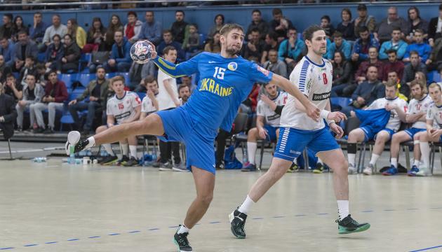 Гандбол: Україна зіграє з Фарерами у відборі на чемпіонат Європи