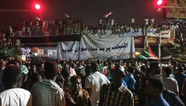 У ході розгону демонстрацій у Судані - четверо загиблих