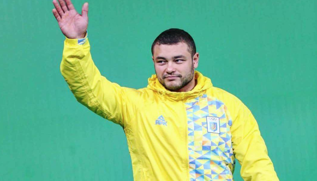 Дмитро Чумак – чемпіон Європи з важкої атлетики