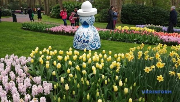 У Нідерландах відбувся один із найбільших у світі квіткових фестивалів