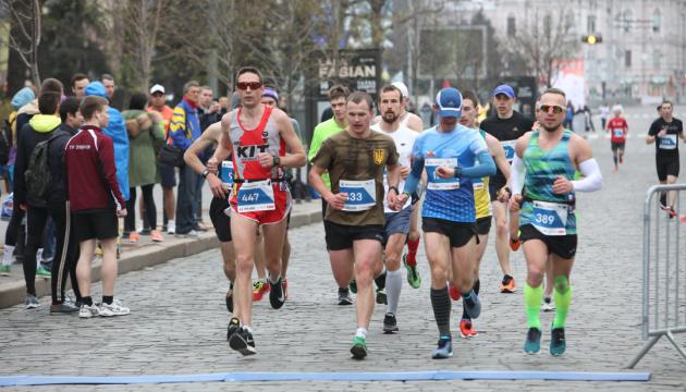 Міжнародний марафон у Харкові пробігли 11 тисяч учасників