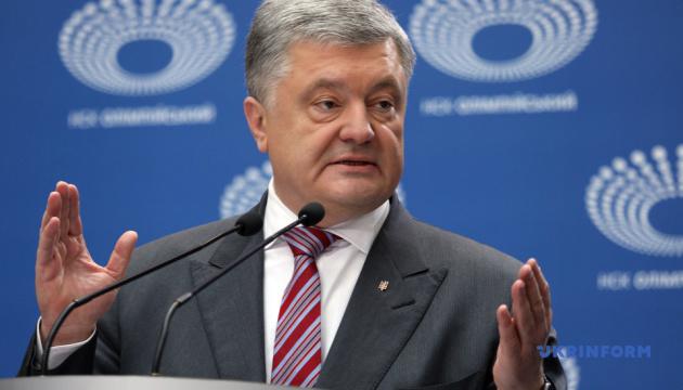 ポロシェンコ大統領、プーチン露大統領がウクライナ大統領選挙で期待していることに言及