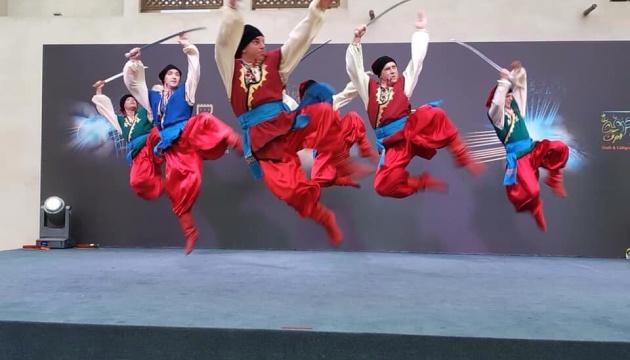 Україна здивувала арабську публіку на фестивалі у Шарджі