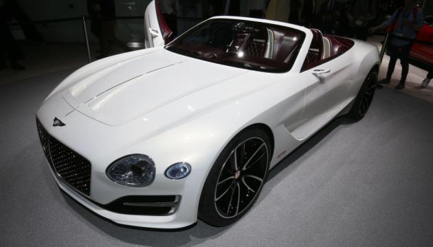 Bentley готує другий кросовер