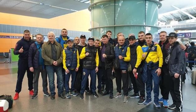 Збірна України з боксу стартує на міжнародному турнірі в Грузії