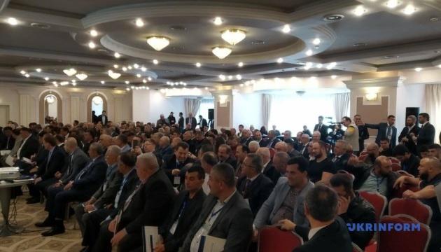 Об'єдналися три найбільші азербайджанські організації України