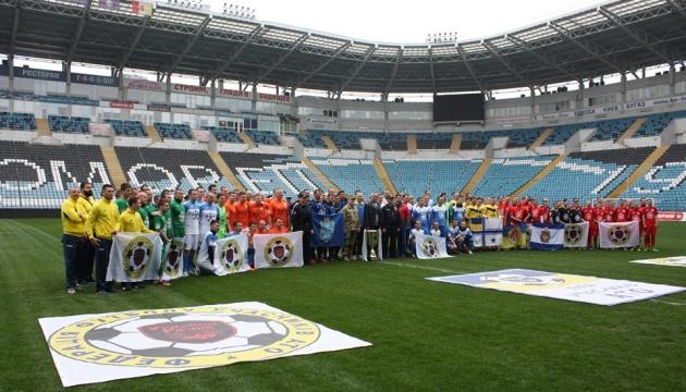 Футбольная Лига участников АТО стартовала в дивизионах «Юг» и «Восток»