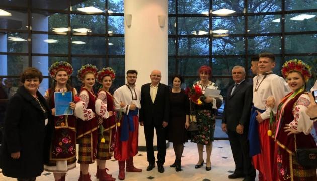 Українці в Румунії організували міжетнічний захід «Симфонії весни»