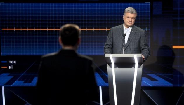 Порошенко: Возвращение Крючкова – это предвыборные технологии штаба Зеленского