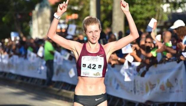 Дар'я Михайлова стала бронзовою призеркою міжнародного напівмарафону в Познані