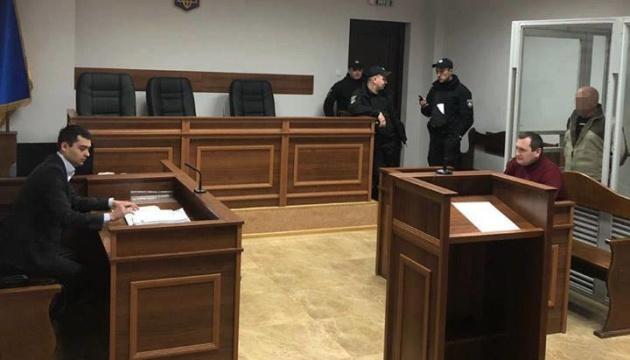 Подозреваемых в убийстве ювелира Киселева отправили за решетку