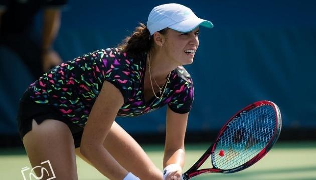 Теніс: українка Калініна стартує на 80-тисячнику в США