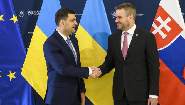 Україна і Словаччина готові зберегти статус основних транзитерів газу до ЄС