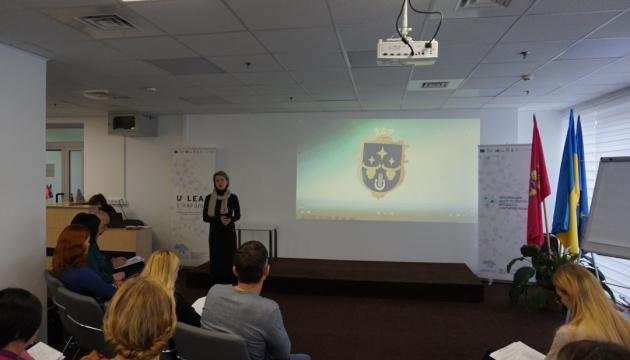 Громади Запорізької області презентували свої туристичні проекти