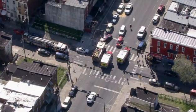У Філадельфії чоловік в'їхав у натовп, є постраждалі