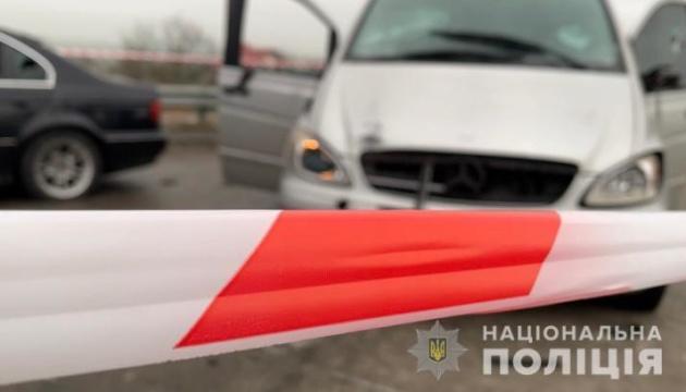 На Одещині невідомі вдерлися на пункт вагового контролю, є поранені