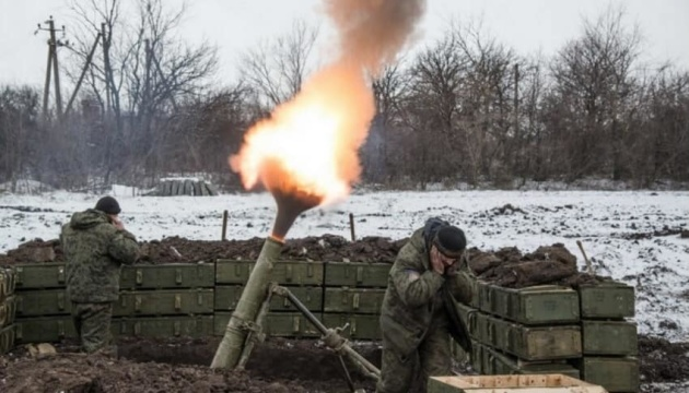 Окупанти не припиняють обстріли мирних поселень на Луганщині
