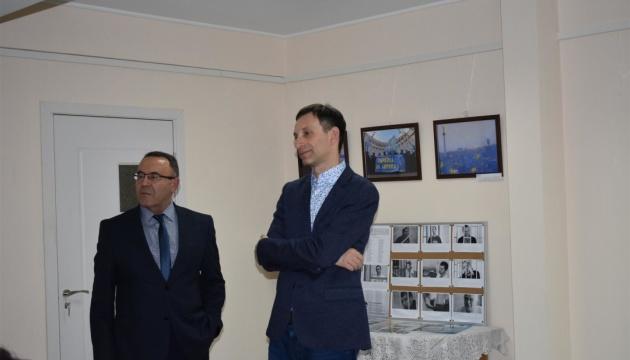 У Кишиневі презентували книгу Портникова