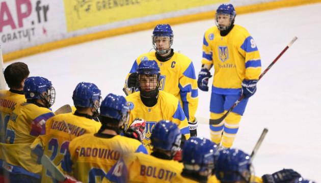 Українські хокеїсти-юніори програли Казахстану на чемпіонаті світу у Дивізіоні 1А