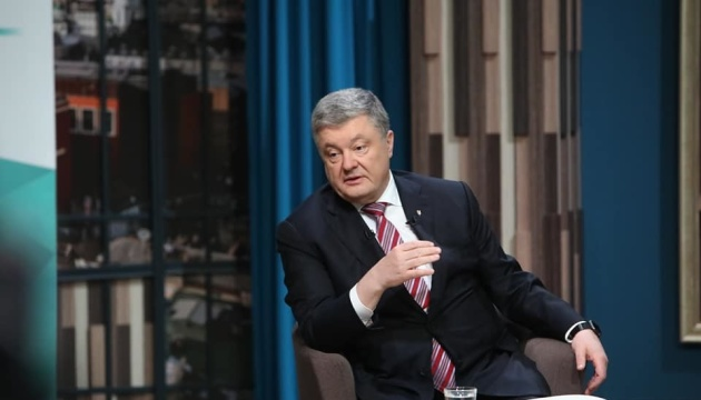 Poroshenko on western sanctions: Russia has lost $150 bln and 10 years of development