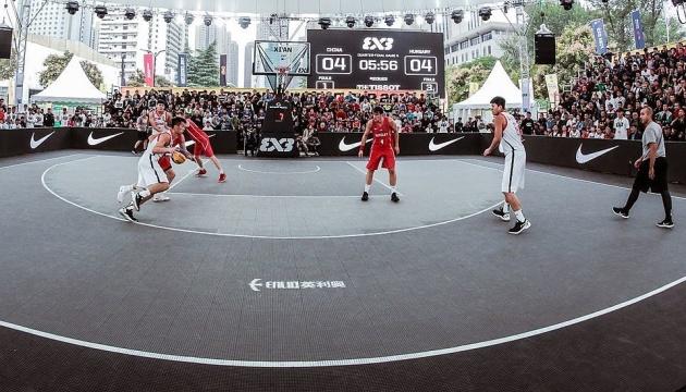 Став відомий формат Олімпійського турніру з баскетболу 3х3