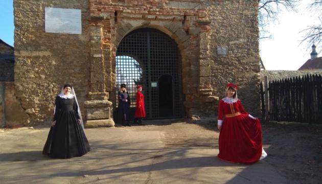 Замок Острозьких запропонує туристам мандрівку в часі