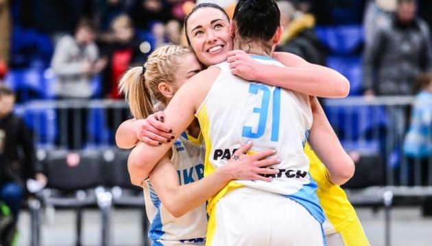 Україна подала заявку на проведення жіночого чемпіонату Європи з баскетболу 2021 року