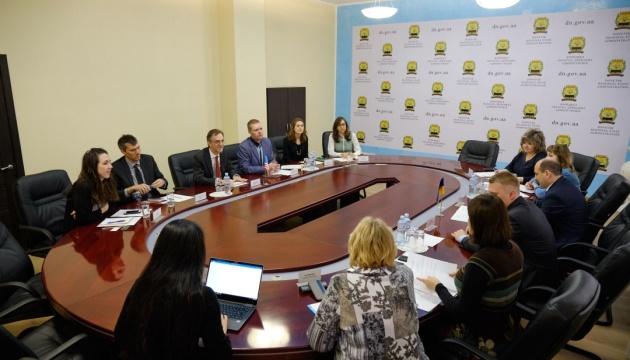 Куць обговорив зі старшим радником посла США реформи та розвиток громад на Донеччині