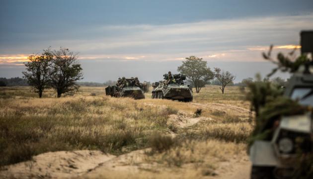 Besatzer greifen Regierungseinheiten bei Krasnohoriwka und Schyrokino an
