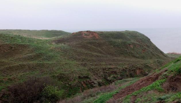 Античное городище на Херсонщине довели до археологической катастрофы