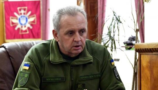 Україна заважає РФ відновити Радянський Союз — Муженко
