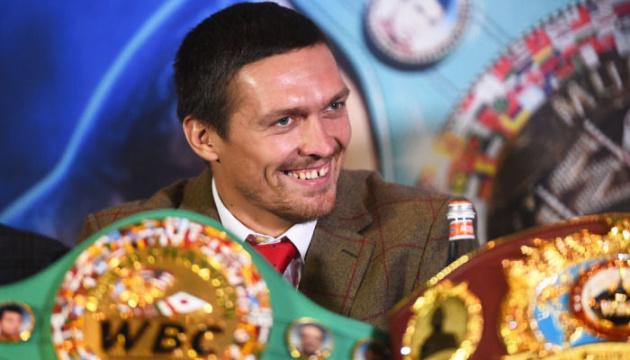 Усик підтримає Берінчика і Митрофанова на вечорі боксу в Києві