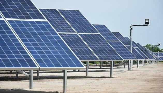 На Житомирщине строят еще одну солнечную электростанцию