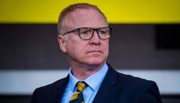 Головного тренера збірної Шотландії з футболу звільнили з посади
