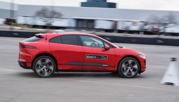 Переможцем World Car Awards став електромобіль Jaguar I-Pace