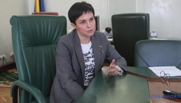 La presidenta de la CEC da a conocer la fecha del comienzo de la campaña electoral