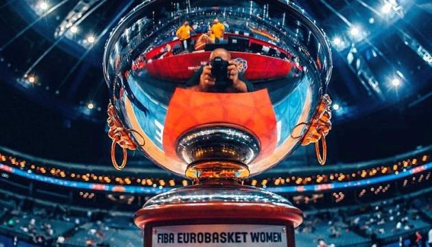 ФІБА підтвердила заявку України на проведення жіночого Євробаскета 2021 року