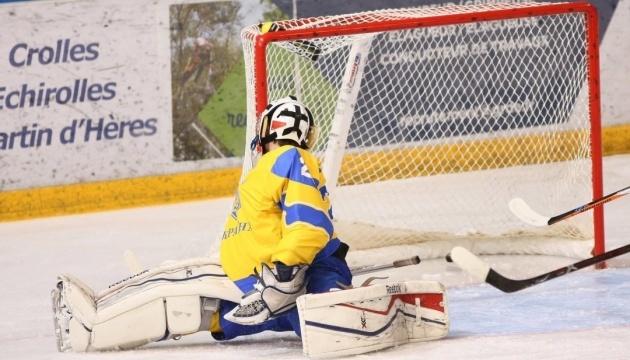 Українські хокеїсти-юніори програли Норвегії і опустилися до Дивізіону 1В ЧС