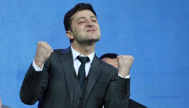 Головний рабин України обіцяє Зеленському підтримку єврейської громади