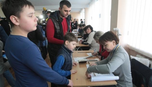 Явка виборців уже перевищила 45% - ЦВК
