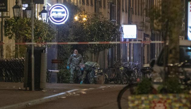 В Амстердамі під кофішоп підклали гранату