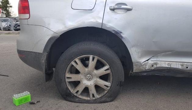 Дружина депутата Мосійчука потрапила у ДТП, поліція відкрила справу