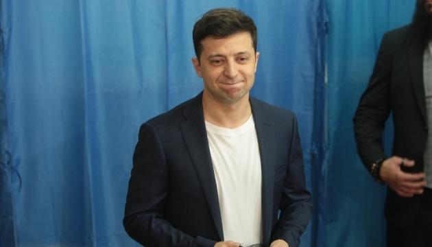 Nationaler Exit Poll: Selenskyi gewinnt Präsidentenwahl mit 73,2 Prozent der Stimmen (Stand: 18:00 Uhr)