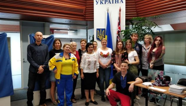 Українці в Австралії долали понад 1,5 тис. км до виборчої дільниці