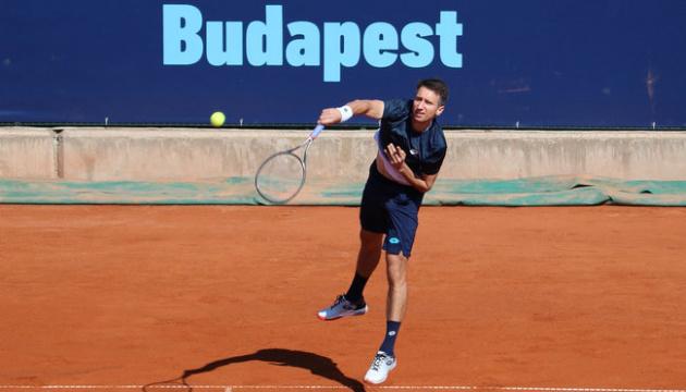 Стаховський зіграє в основній сітці тенісного турніру у Будапешті