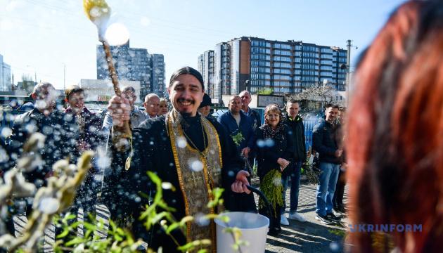Власти Киева разработают «карантинные» правила празднования Пасхи